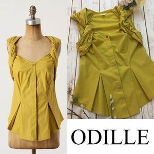 ODILLE Top from Anthropologie.
